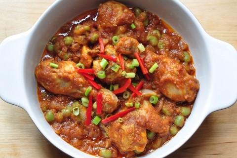 resepi-ayam-masak-merah-tomato