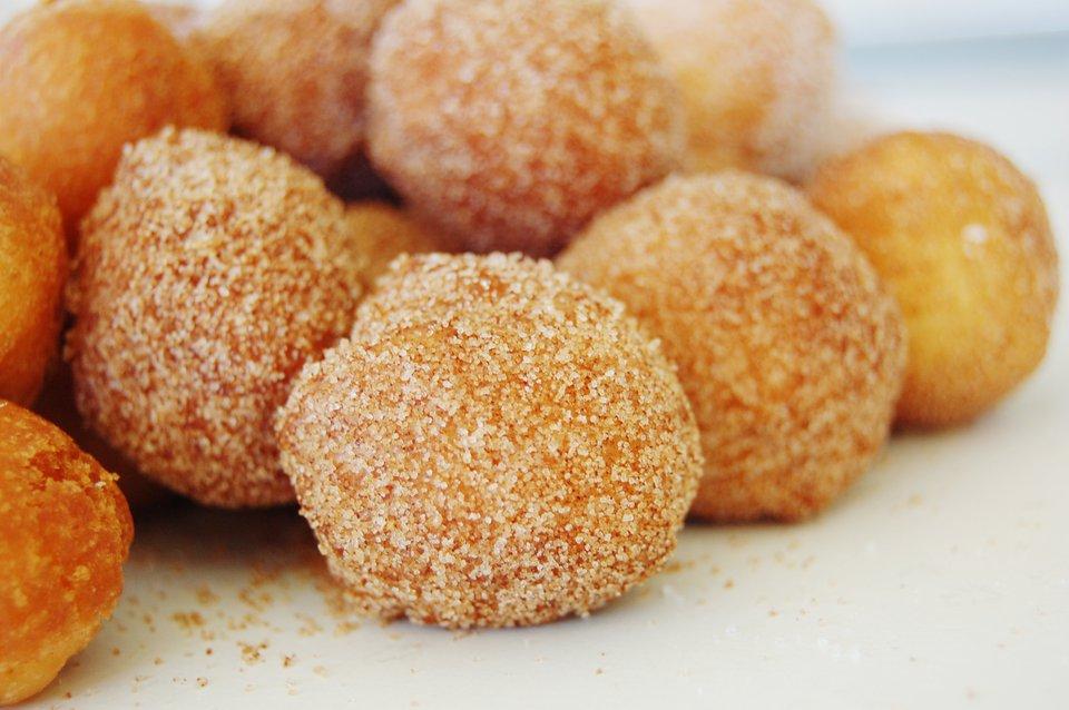 resepi-bebola-donut