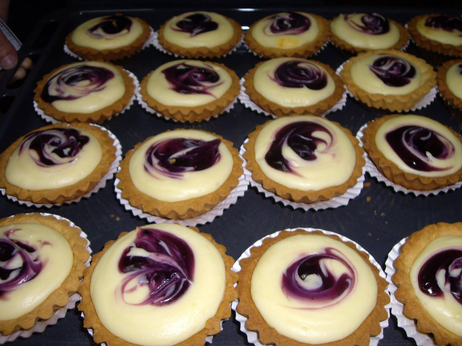 resepi-blueberry-cheese-tart