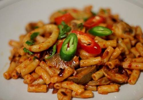 resepi-makaroni-goreng-pedas