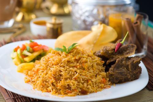 Resepi Nasi Beriani Gam Daging - Resepi Bonda