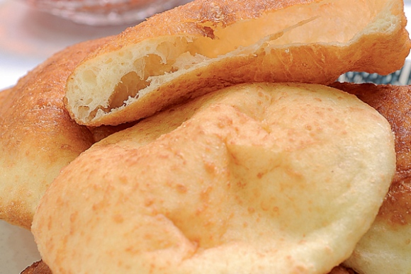 resepi-roti-arab-bersama-sambal-ikan-bilis