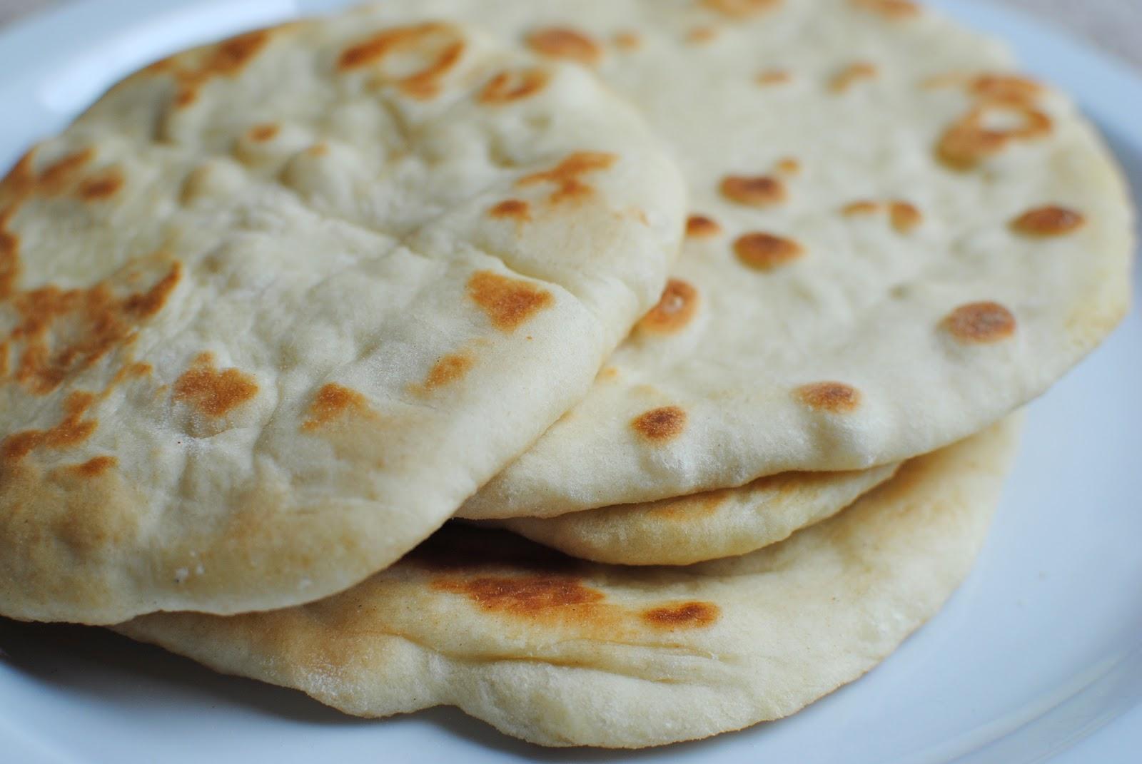 Resepi Roti Naan - Resepi Bonda