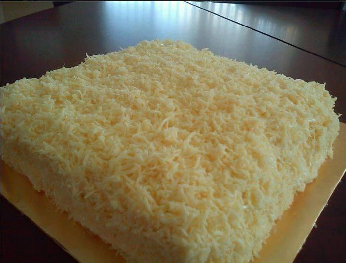 Resepi Snow Cheese Cake - Resepi Bonda