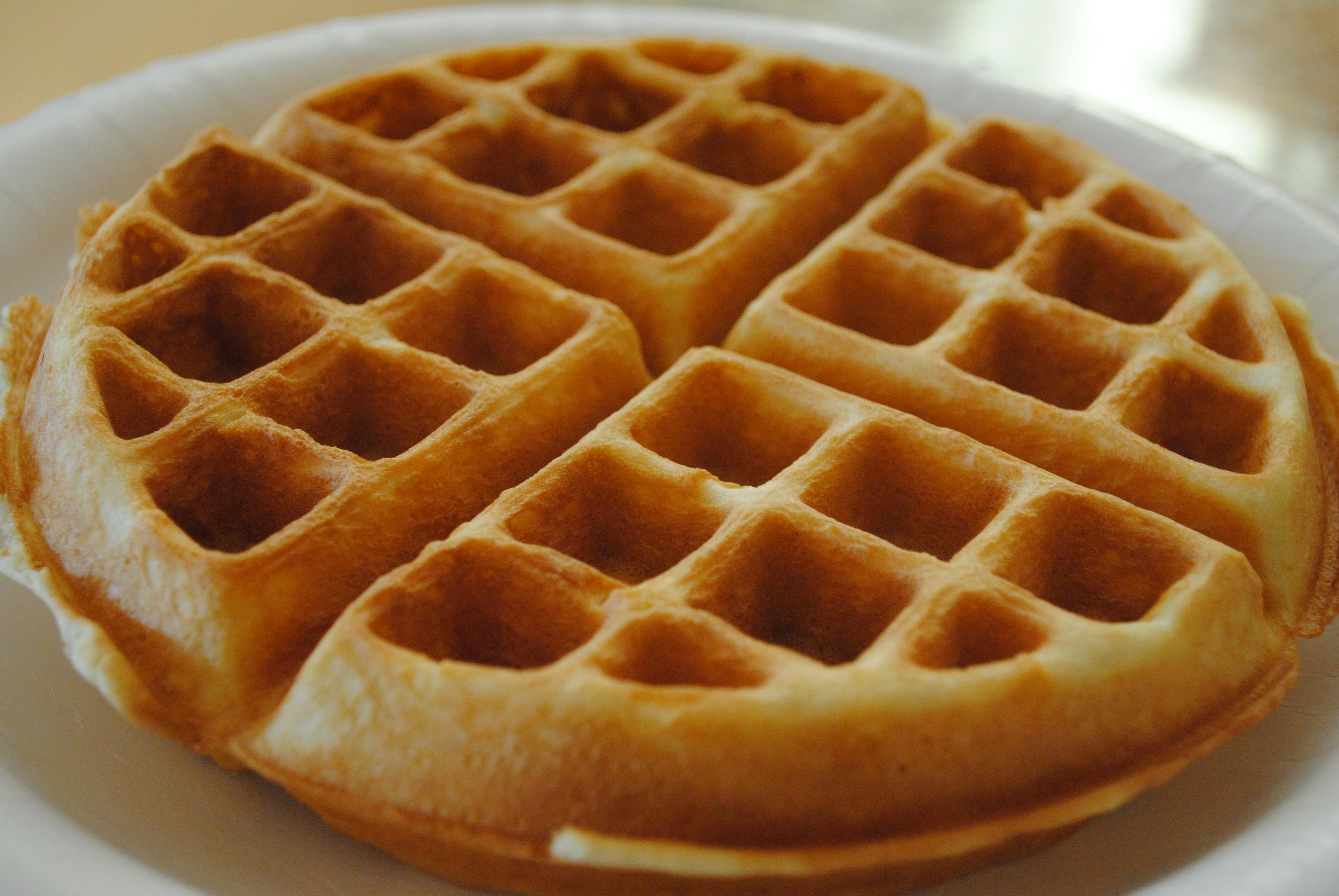resepi-waffle