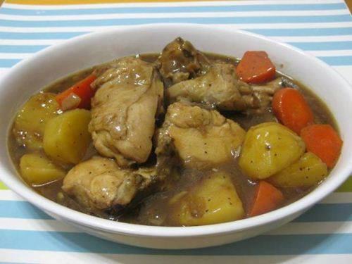 resepi-ayam-masak-stew