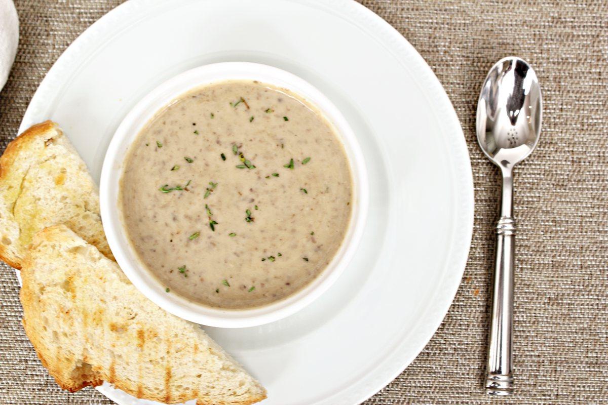 resepi-sup-cendawan-mushroom-soup