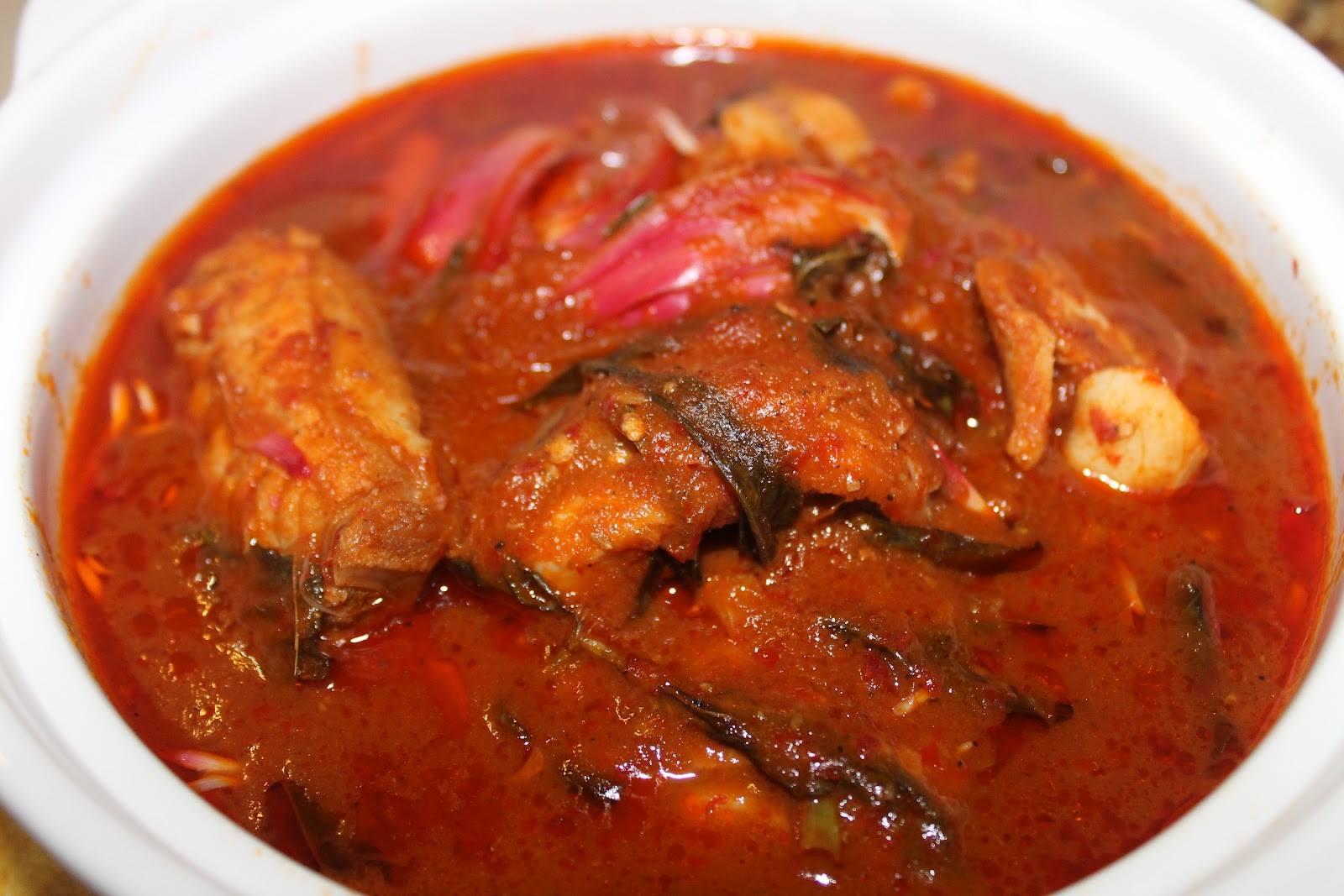 Resepi Ikan Pari Asam Pedas Johor • Resepi Bonda