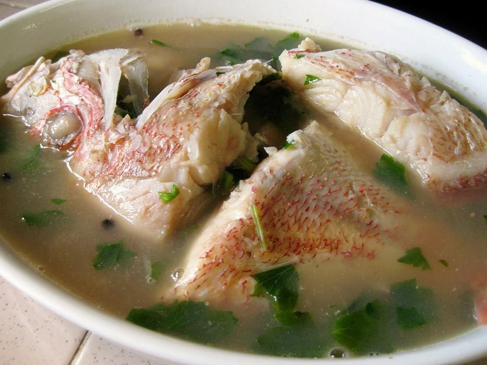 resepi-sup-ikan-merah
