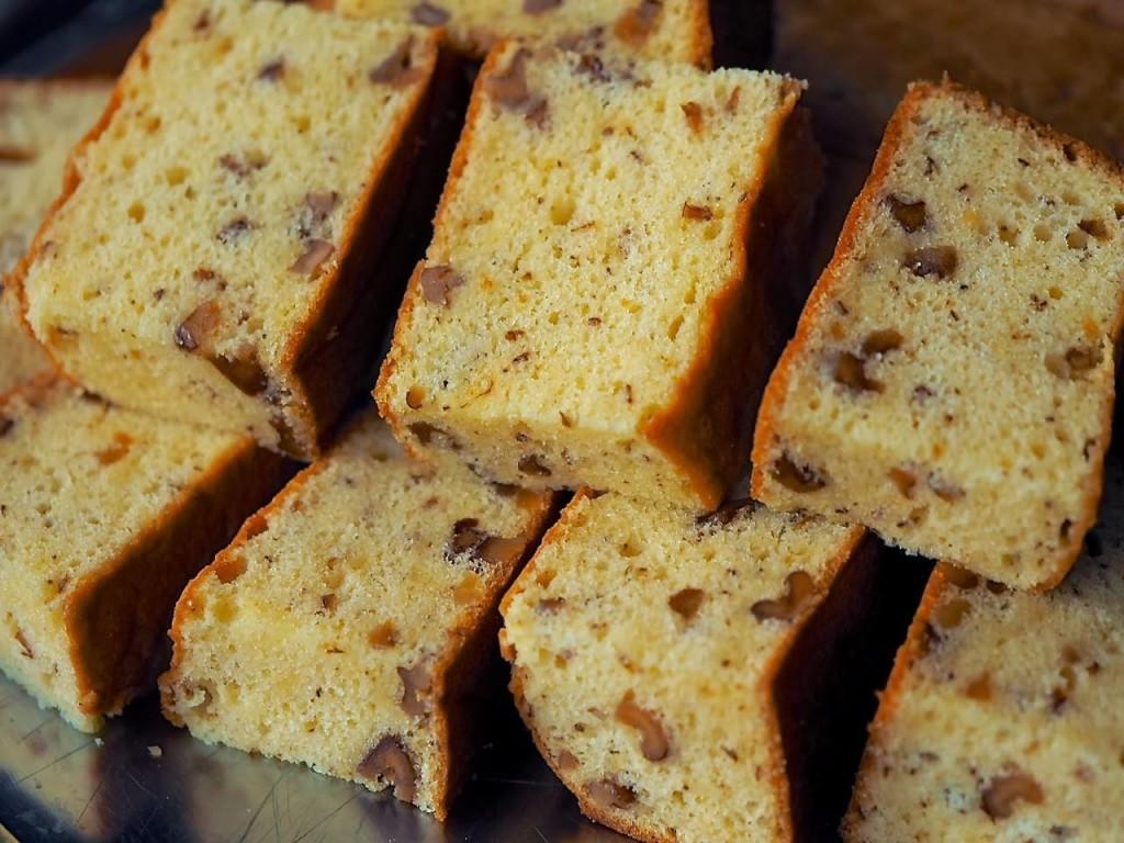 Kek Butter Walnut
