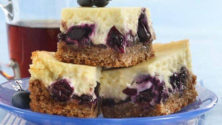resepi-lemon-blueberry-cheese-bars