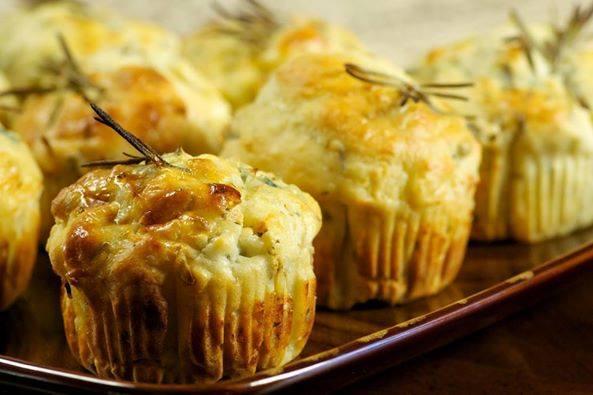 resepi-muffin-keju