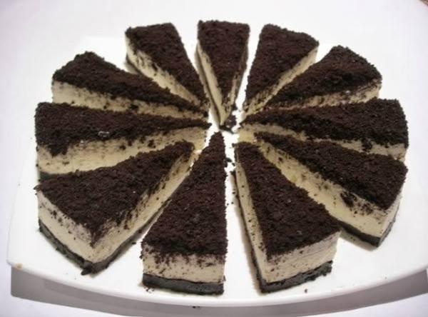 resepi-oreo-cheese-cake-tanpa-bakar