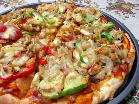 Pizza Sayuran