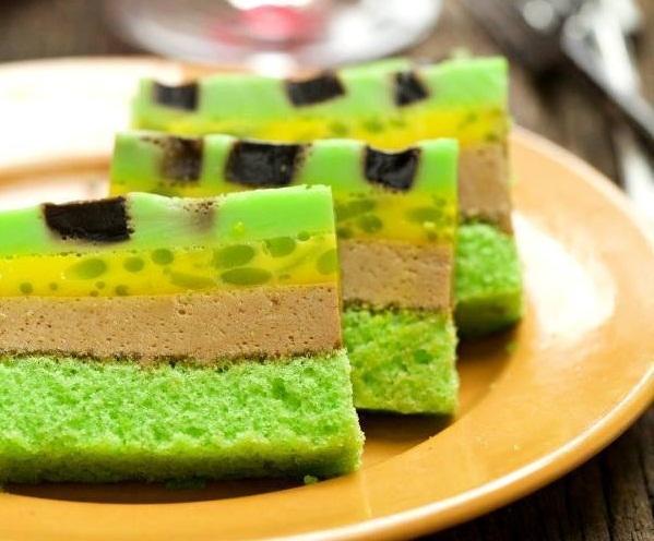 resepi-puding-kek-cendol-gula-melaka-dan-cincau