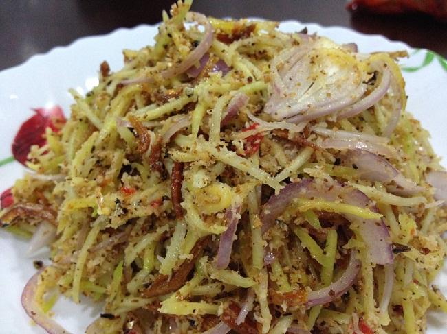 resepi-kerabu-mangga