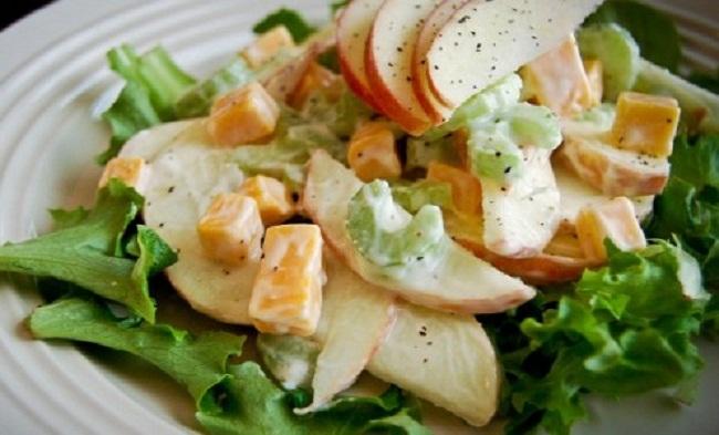 resepi-salad-ayam-berempah