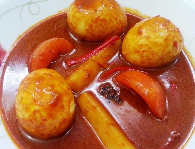 resepi-kari-telur-rebus