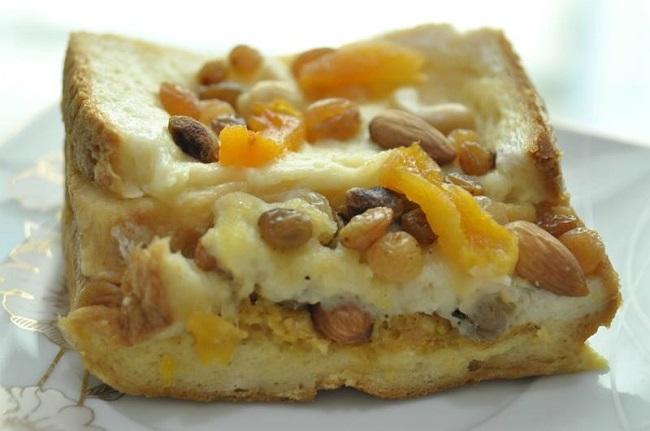 resepi-puding-roti-arab