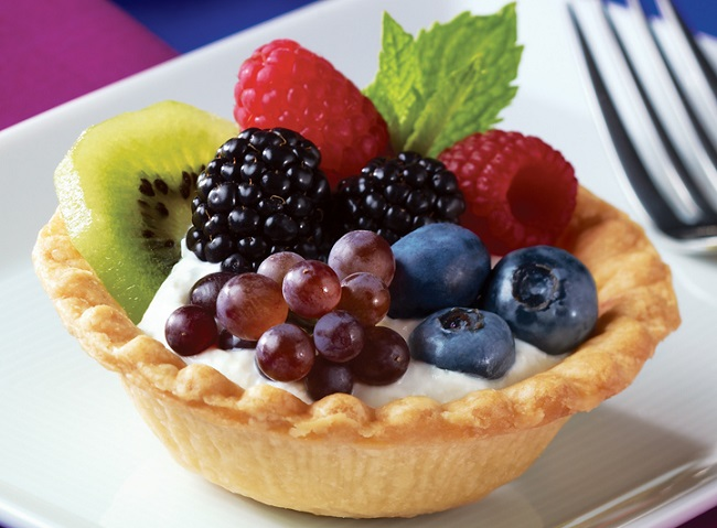 resepi-fruit-tartlets