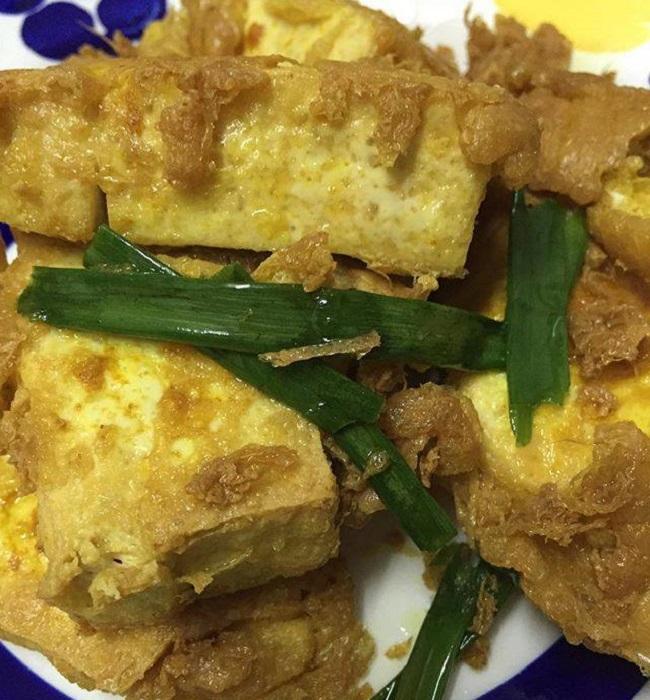 resepi-tauhu-salur-telur