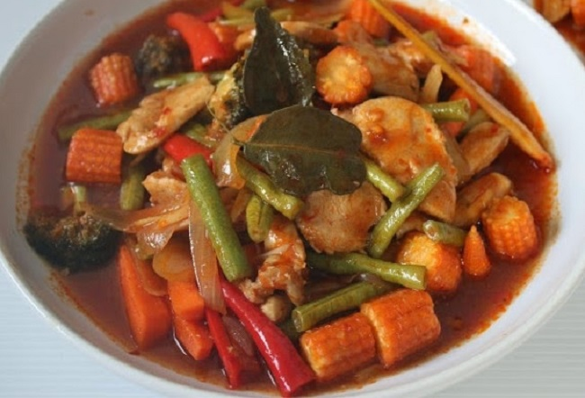 resepi-ayam-masak-paprik-ala-thai