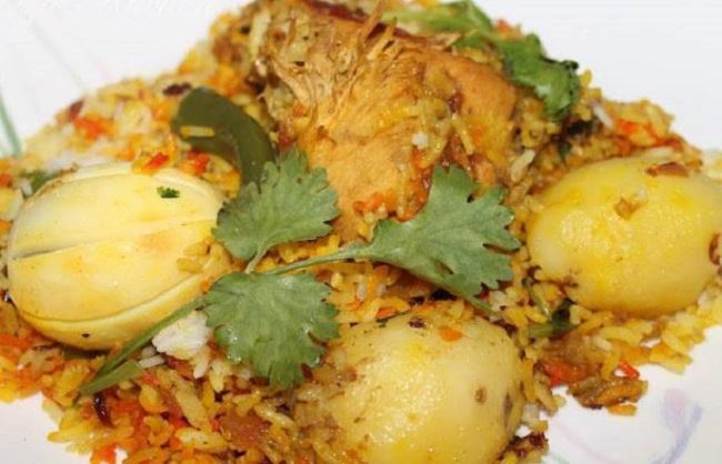 resepi-nasi-beriani-telur