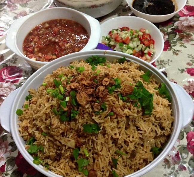resepi-nasi-daging-berempah