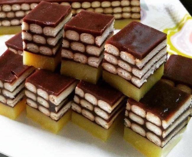resepi-puding-biskut-jejari-coklat