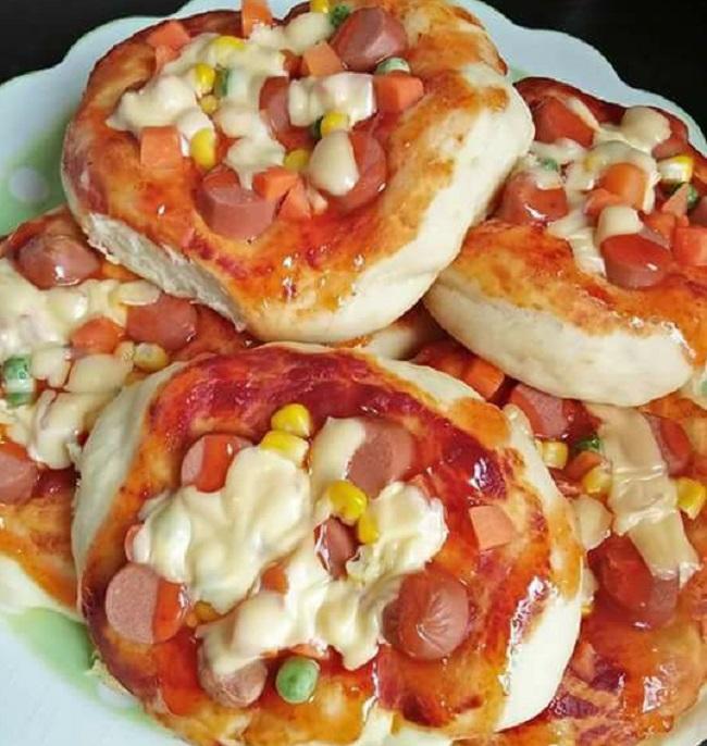resepi-piza-mini