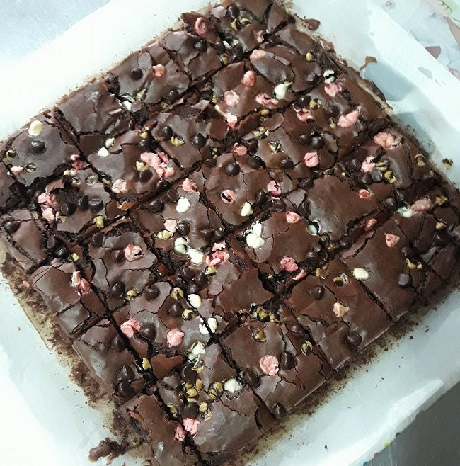resepi-brownies-chip-coklat
