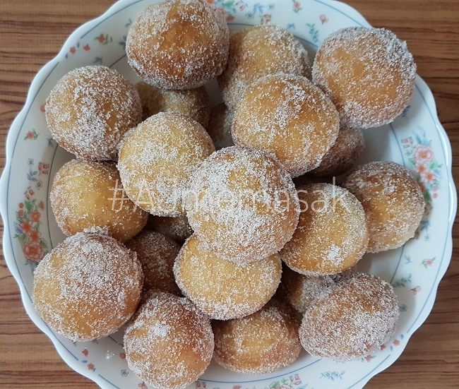resepi-donut-tanpa-telur