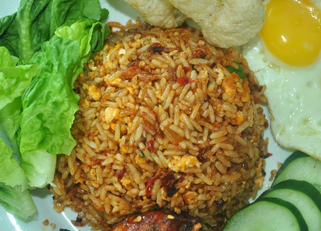 resepi-nasi-goreng-udang-kering