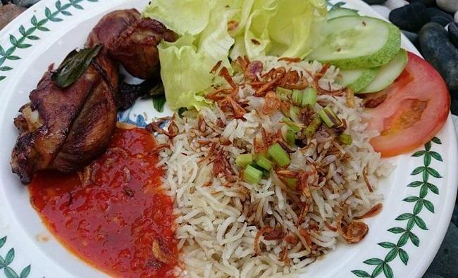 resepi-nasi-ayam-ala-chinese