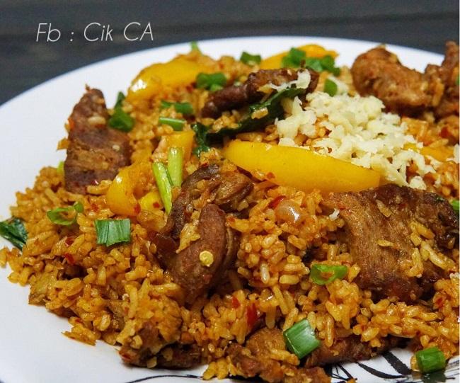 resepi-nasi-goreng-daging