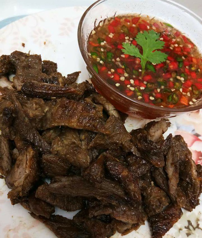 resepi-daging-bakar-bersos-thai