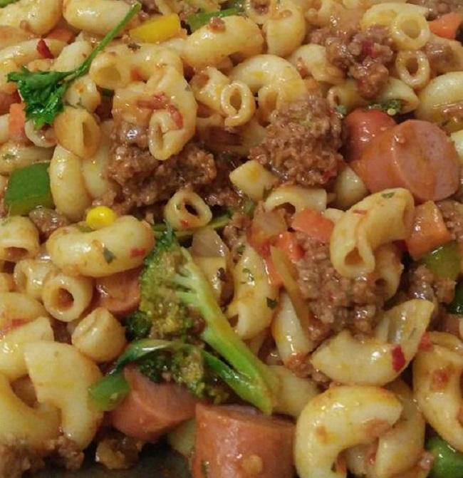 resepi-makaroni-goreng-daging