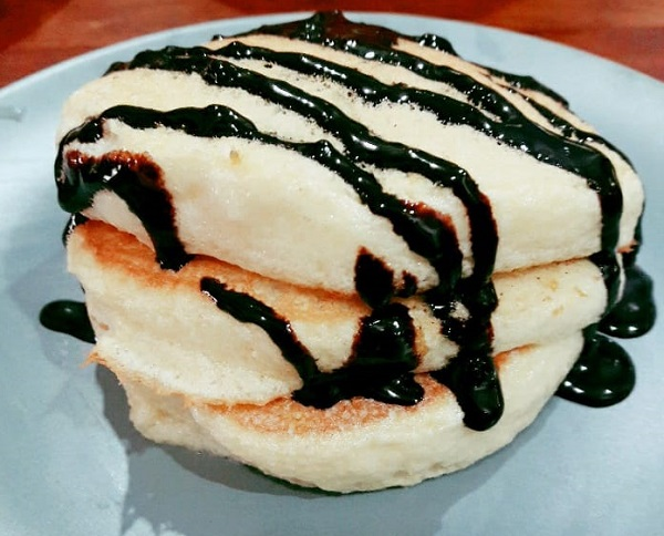 resepi-japanese-souffle-pancake