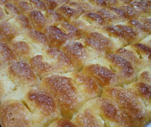 resepi-roti-butter-sugar-bun