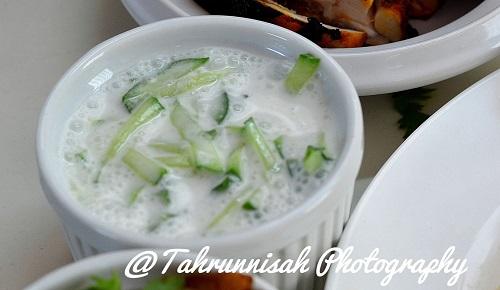 Timun Yogurt