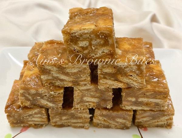 resepi-kek-batik-karamel