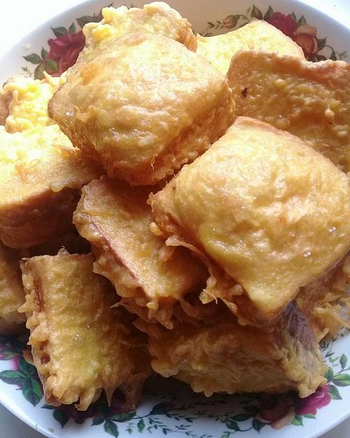 Resepi Roti Goreng Sambal Sardin