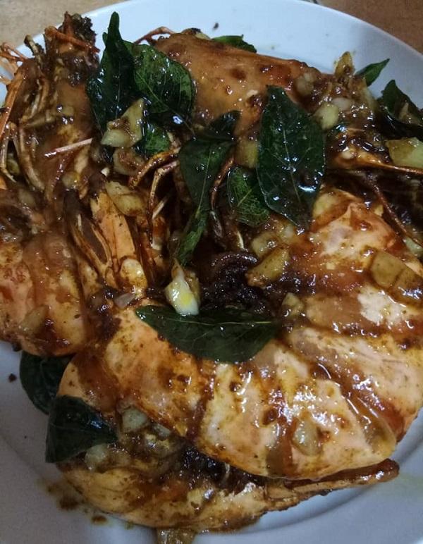 resepi-udang-goreng-kari-bersira-masam-manis-pedas