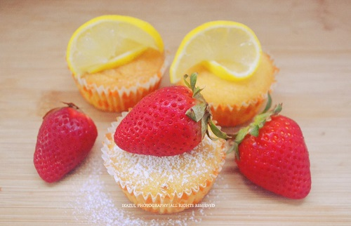 Resepi Yogurt Cheese Cupcake