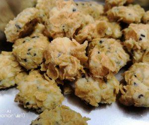resepi-biskut-conflakes-tanpa-telur