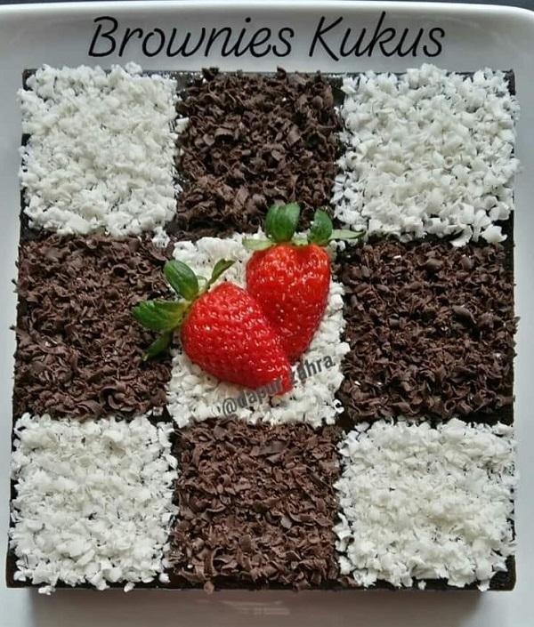 resepi-brownies-kukus-lembut