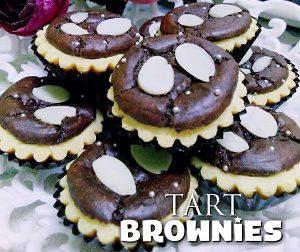 cara-buat-tart-brownies