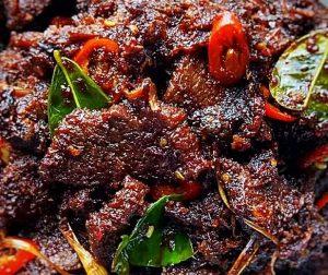 resepi-daging-dendeng-perak-style