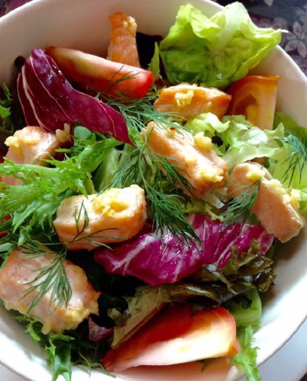resepi-grilled-salmon-salad