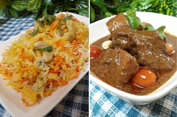 resepi-nasi-minyak-daging-beriani